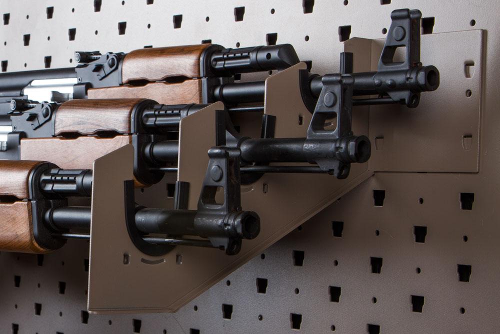 Gallow Technologies Horizontal Hanger On Angle 3 Rifle