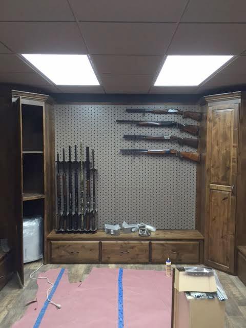 Gun Room Design Gallow Technologies