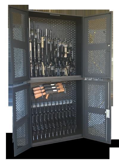 Deep Storage Cabinet