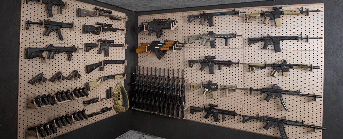 ... Gun room or a commercial armory, we can design and build exactly what