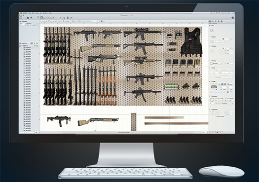 Let Our Design Team Help You Plan Your Rack And Visualize On Our Software