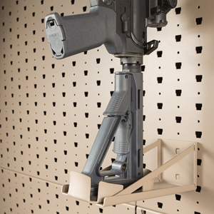 Vertical Stock Support Shelf - 1 Rifle