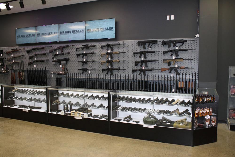 Gun Retailers Gallow Technologies