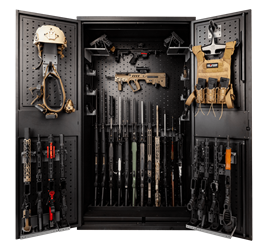 Ultimate Weapon Cabinet Package 2 Cabinet, Weapon Cabinet, Ultimate Weapon Cabinet, Rifle Cabinet, Weapon Storage, Gun Storage
