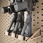 Vertical Stock Support Shelf - 3 Rifles - VH-SS.3.2G